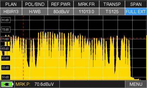 ROVER HD TAB 900 Series SAT WB