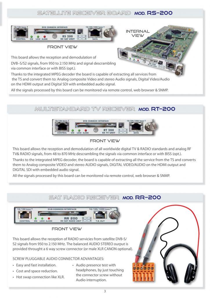 ROVER MRX 200 Pag 3