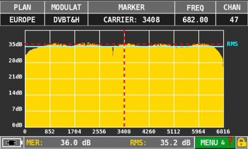 ROVER HD TAB 9 Series MER vs CARRIER