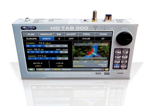 ROVER HD TAB 900 Plus tot36