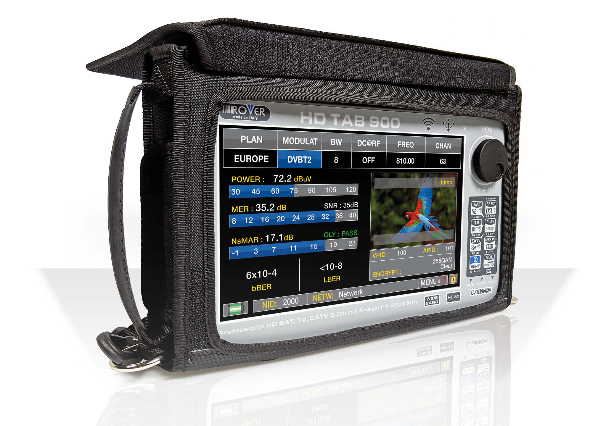 ROVER HD TAB 900 Plus tot37