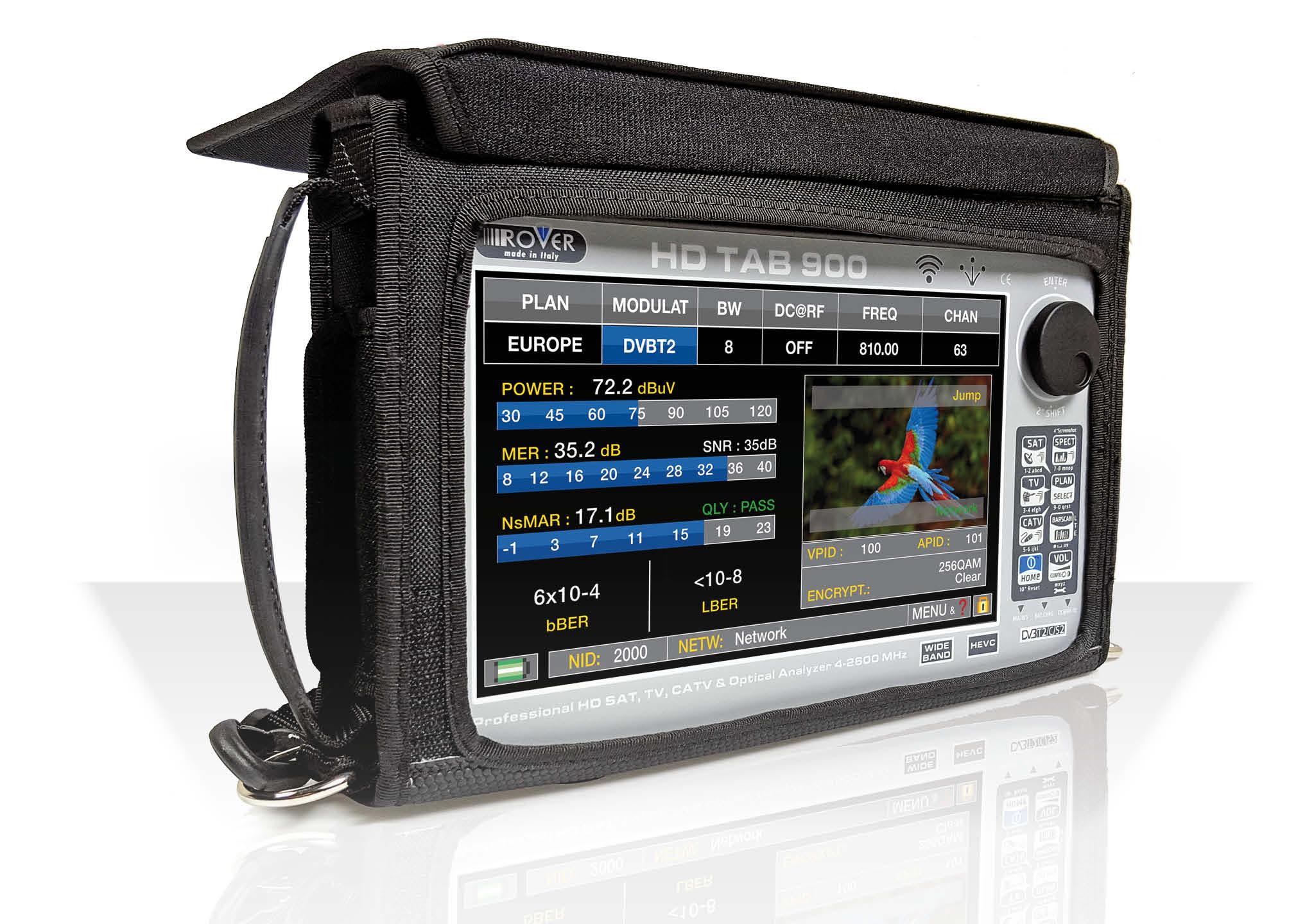 HD TAB 900 Plus - Rover Laboratories