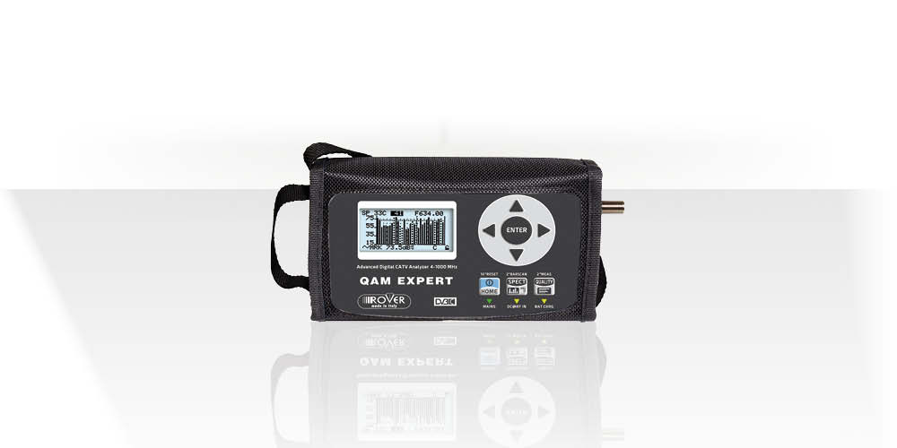 ROVER INSTRUMENTS - QAM EXPERT fro 12-2020