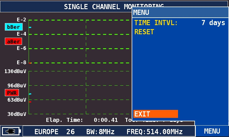 ROVER HD_Series_MENU_CHANNEL_LOGGER_EXIT