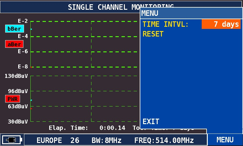 ROVER HD_Series_MENU_CHANNEL_LOGGER_TIME_INTVL_7_days