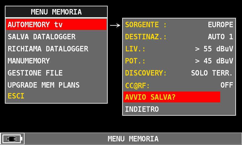 ROVER_HD_Serie_AVVIO_SALVA
