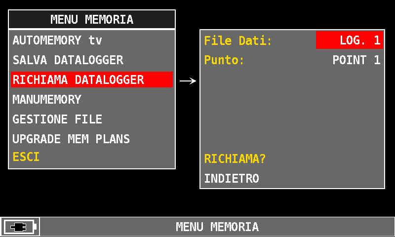 ROVER_Serie_HD_RICHIAMA_DATALOGGER_LOG_1
