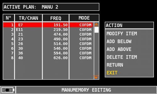 ROVER HD Series MANUMEMORY E7