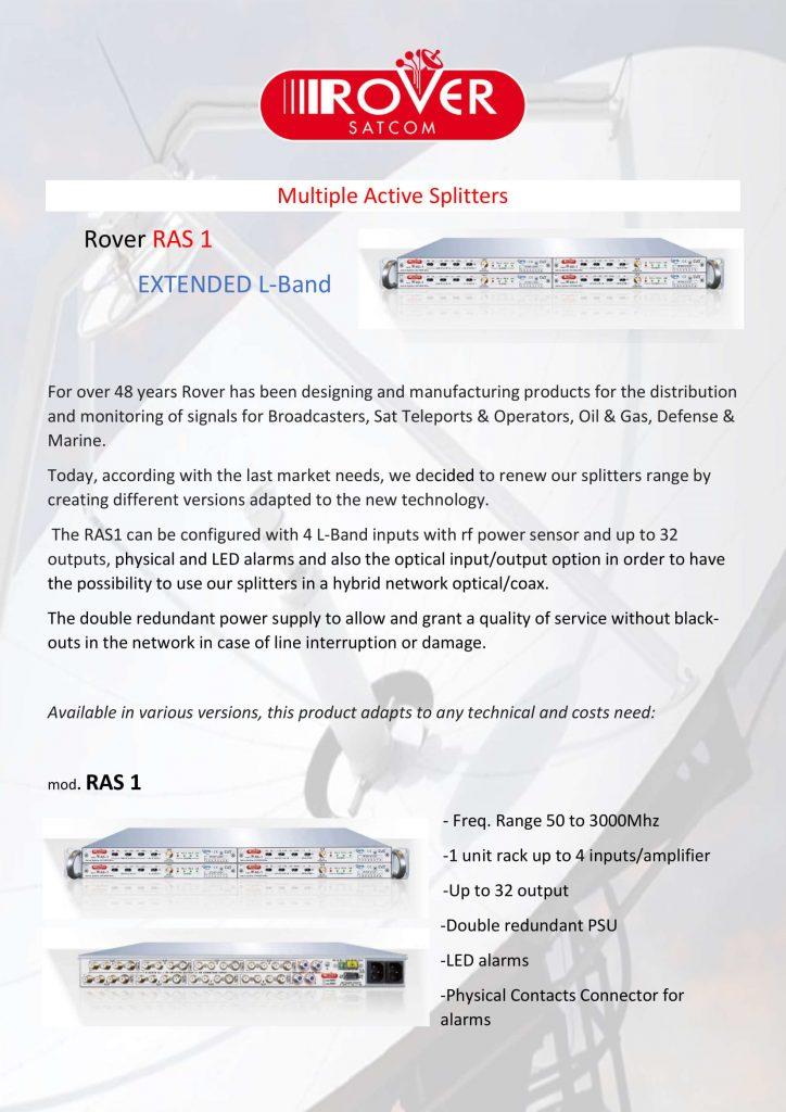 Rover RAS 1-1