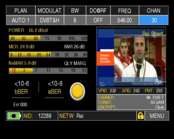 ROVER HD TAB Series - MARGINAL status