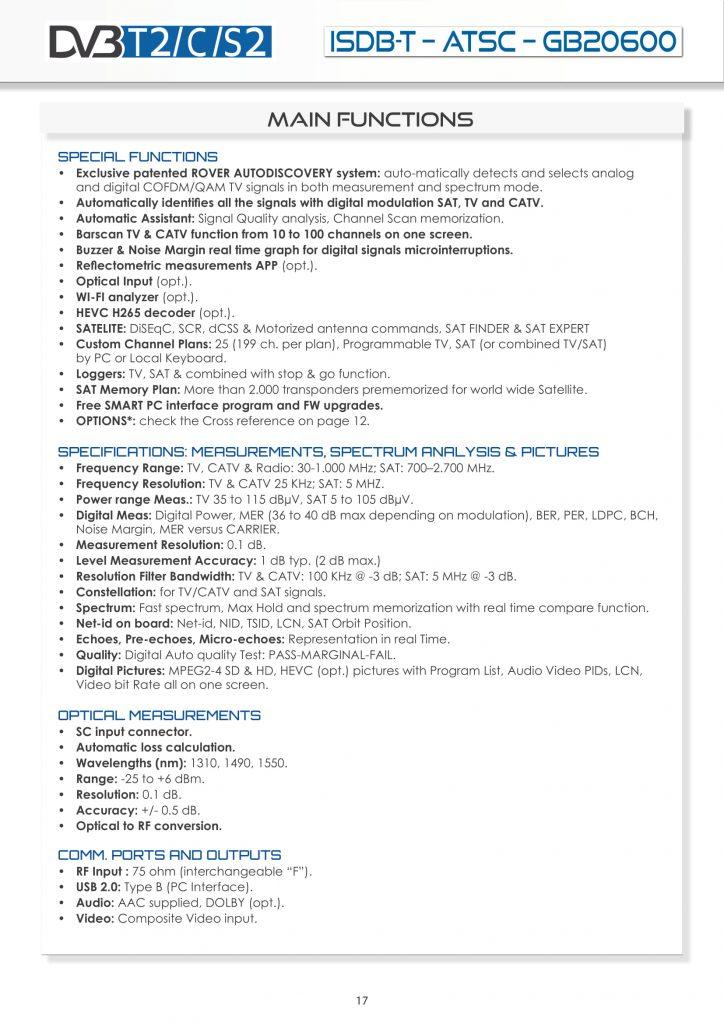 ROVER Instruments CATALOGUE 20 - v13 s-17